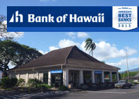 Bank of Hawaii Lihue