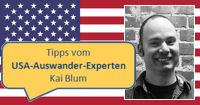 Kai Blum - Auswandern USA