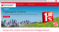 Suedspa: Tagesgeld online