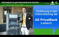 Video zur AS Privatbank