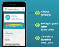 score kompass smartphone
