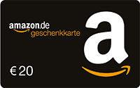 20 Euro Amazon-Gutschein