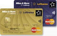 Miles and More Kreditkarten