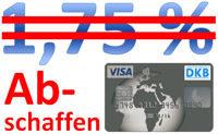 DKB Auslandseinsatzentgelt