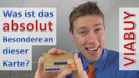Viabuy MasterCard ohne Namen