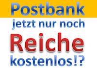 Postbank kostenlos