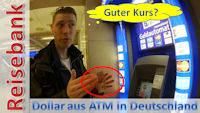 Dollar ATM in Deutschland