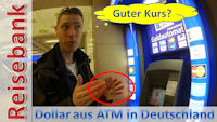 Dollar ATM in Deutschland
