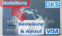 DKB Notfallkarte