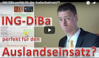 ING-DiBa Auslandseinsatz