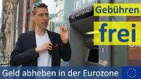 Geld abheben Eurozone