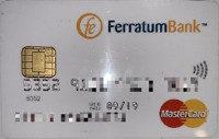 Ferratum Mastercard
