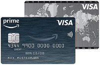 Amazon Visa Card Prime