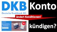 DKB Konto kündigen