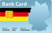 bank card germany