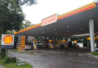 shell petrol station munich