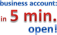 open a business account in germany