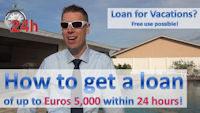 Loan Euro 5000