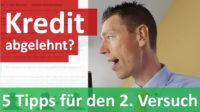 Loan rejected?