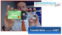 Comparison: DKB ⇌ TransferWise