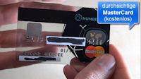 Number26: La MasterCard transparente