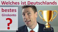 Las 3 mejores cuentas corrientes de Alemania
