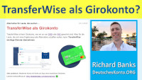TransferWise cuenta corriente