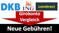 Comparación: DKB + ING + Comdirect