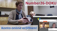 Number26: Aprire un conto online dall'estero!?